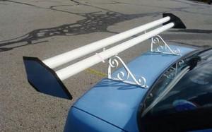 door brackets wing