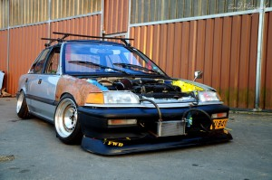 stupid car skirt