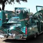swiss army car