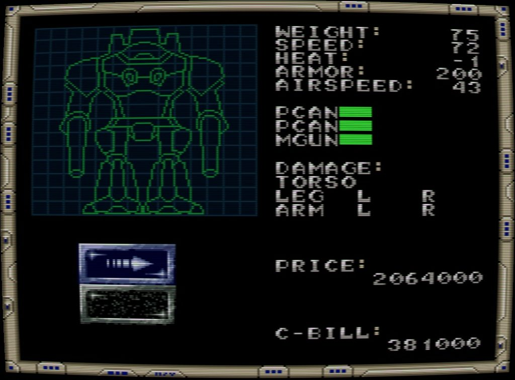 Mechwarrior (SNES)